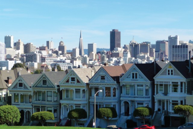 Top 10 Photo Spots in San Francisco - Alamo Square