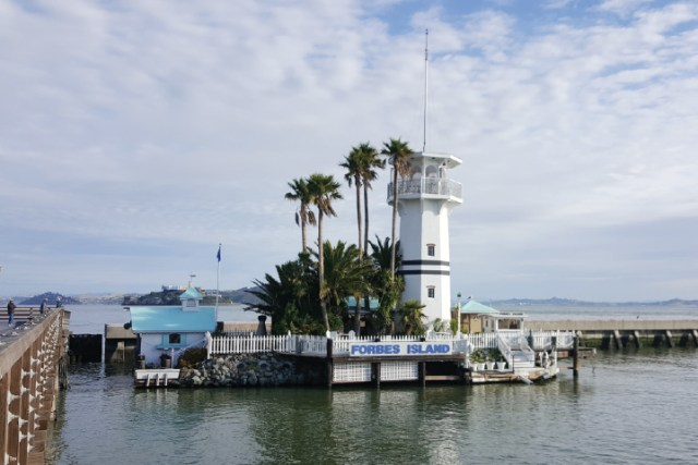 Things to Do at Pier 39 - Forbes Island Restaurant
