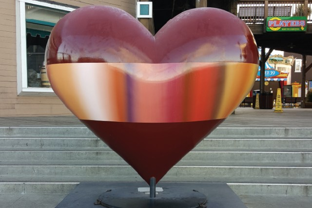 Things to Do at Pier 39 - Heart