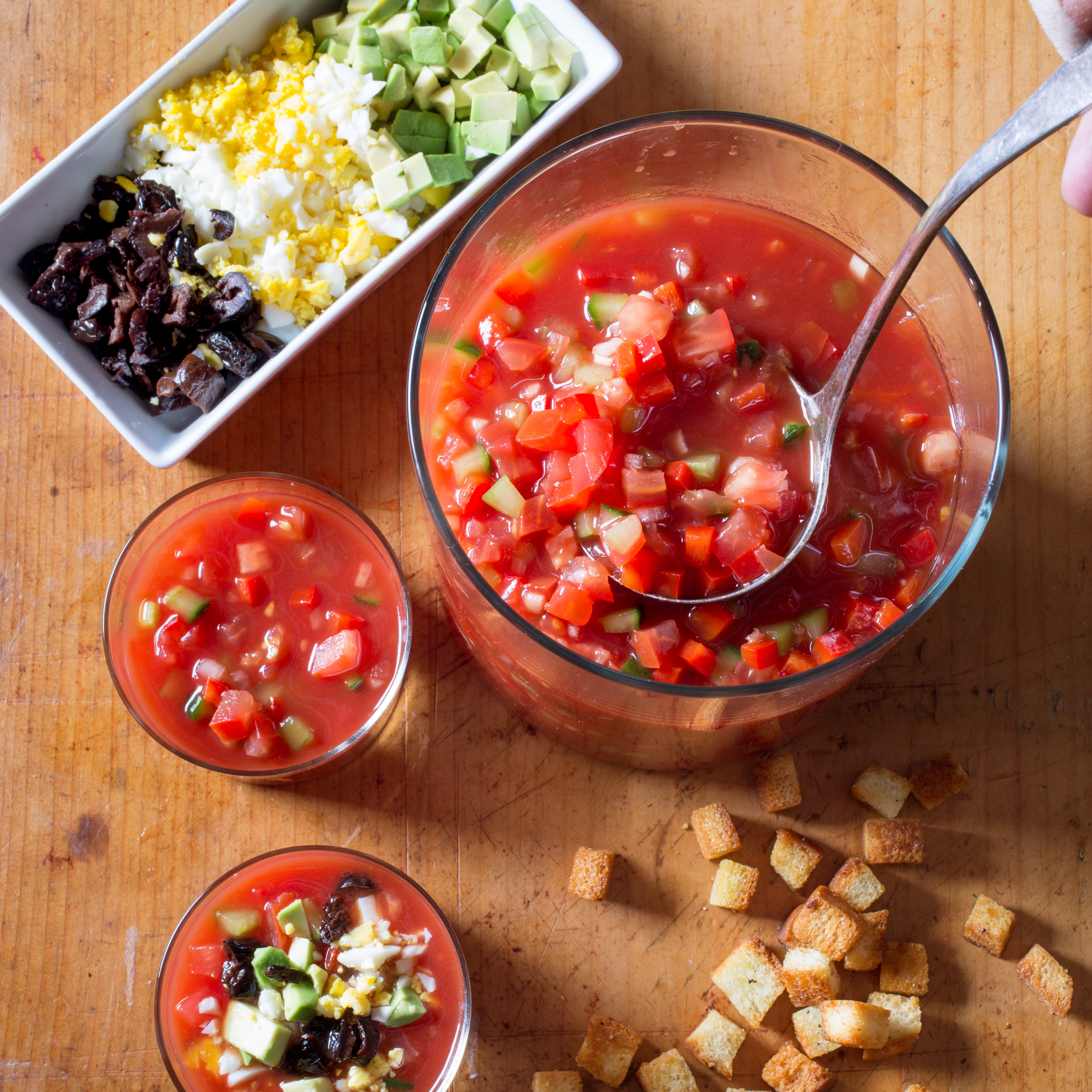 Gazpacho Cooks Illustrated