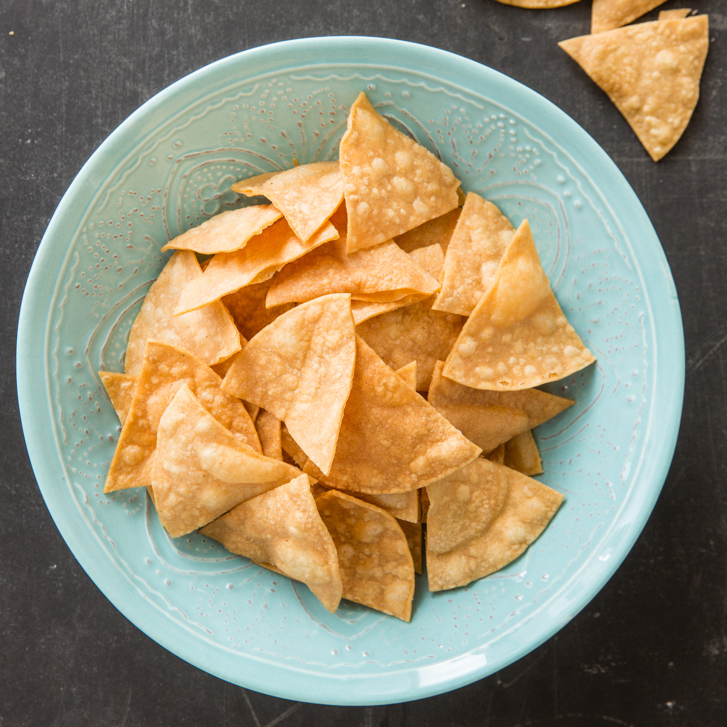 Homemade Tortilla Chips Cooks Illustrated