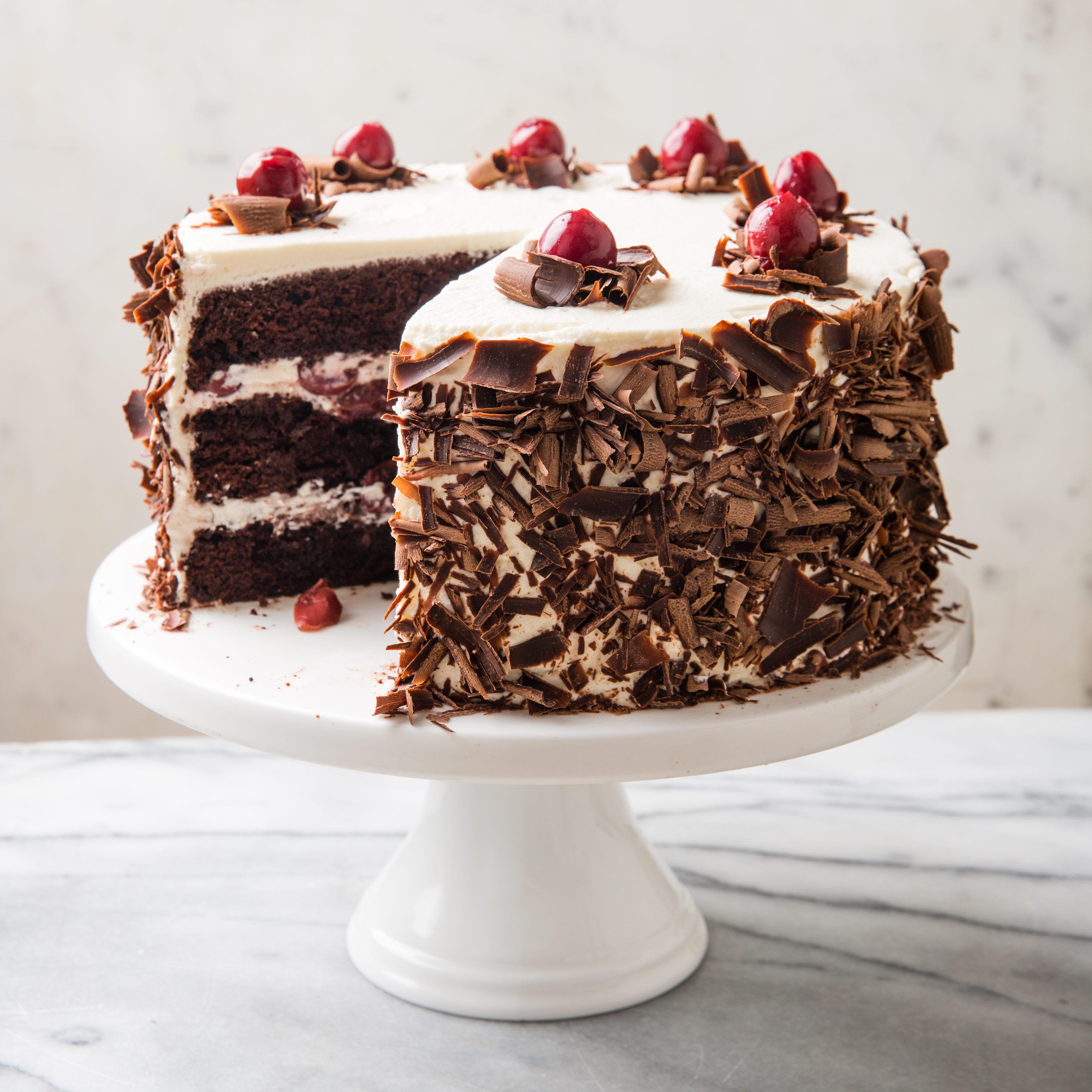 Black Forest Cake America S Test Kitchen