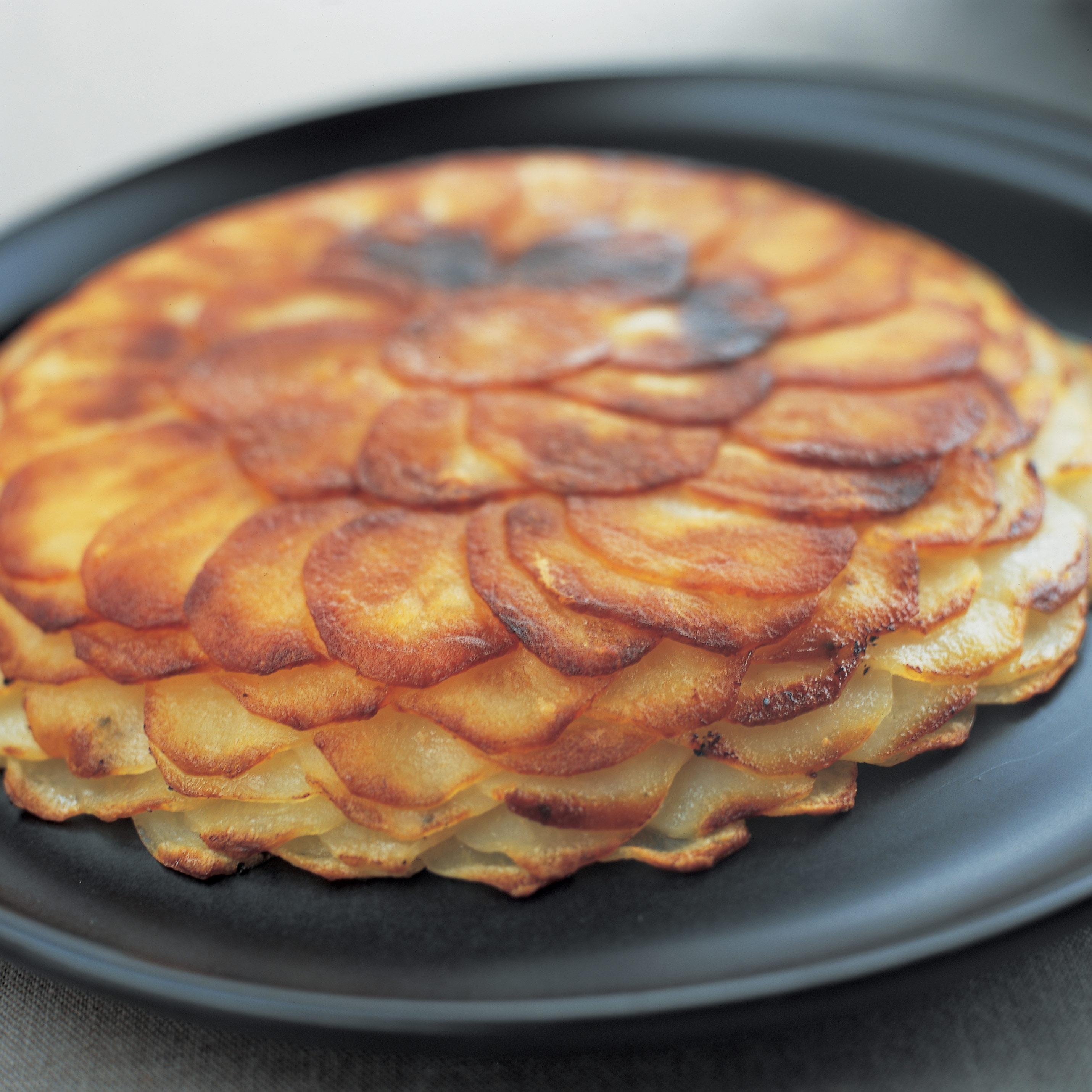 Pommes Anna Americas Test Kitchen