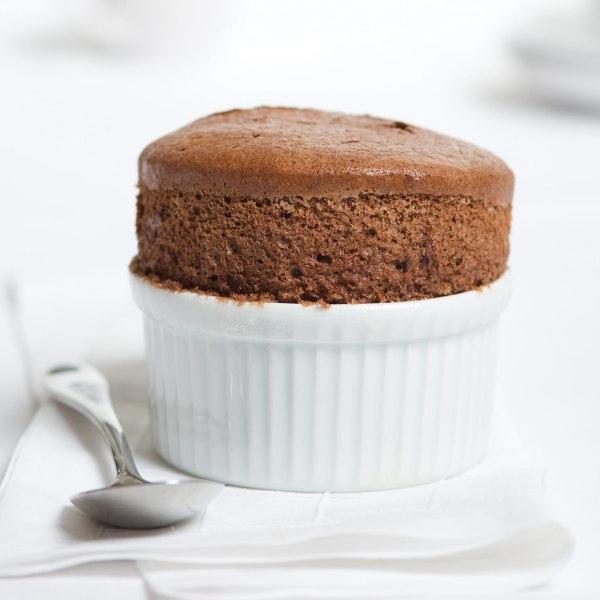 Make-Ahead Chocolate Souffle   America's Test Kitchen