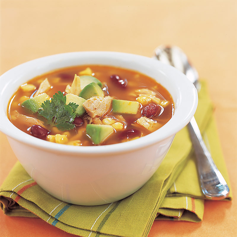 Mexican Chicken Soup Cooks Country