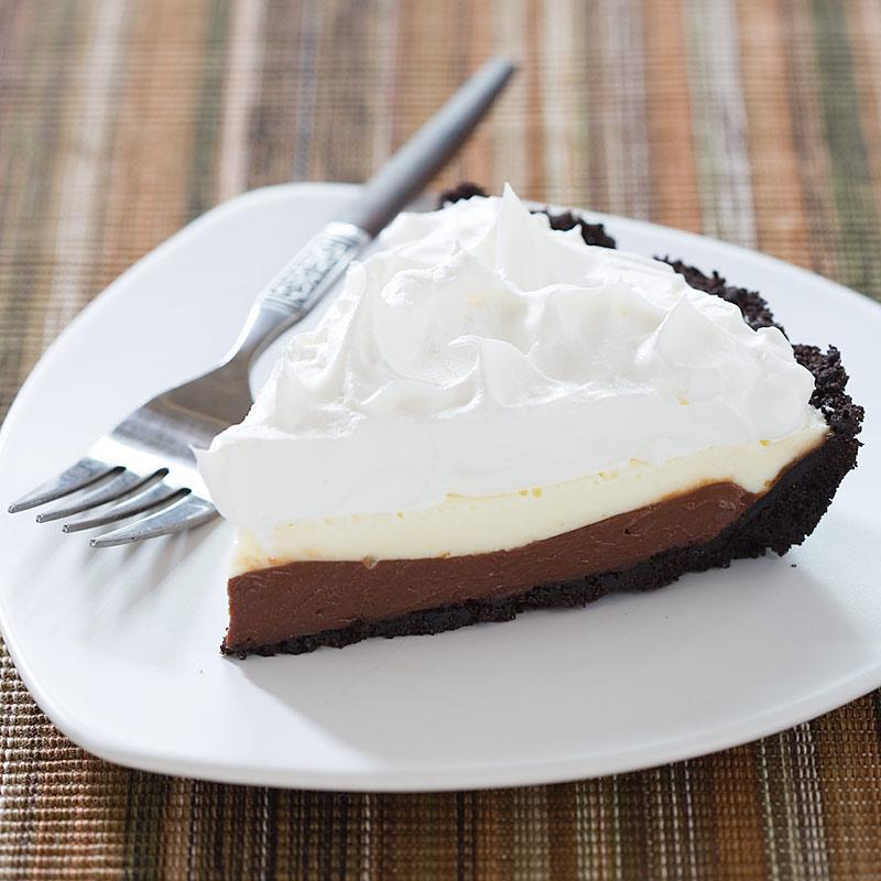 Black Bottom Pie Cooks Country