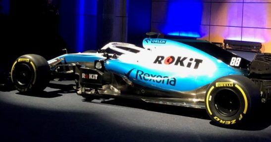 Image result for 2019 williams livery