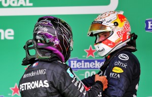 Marko: Wolff is trying to create tension with words