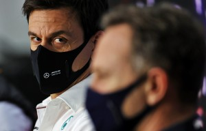 Toto Wolff denies 'complacency' as Mercedes stumbles