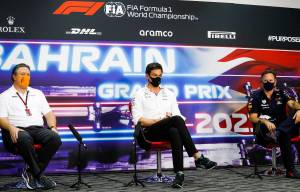 Toto Wolff: Zak Brown and Christian Horner 'just spread'