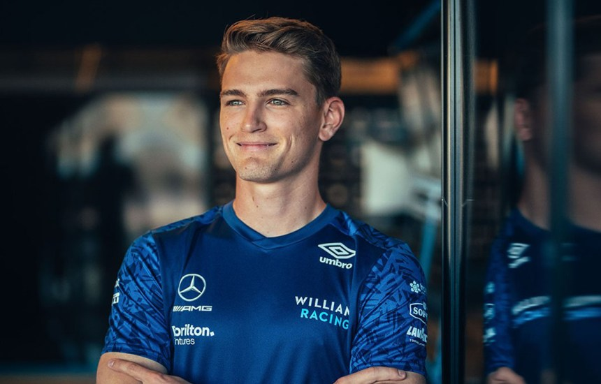 Williams add US racer Logan Sargeant to their driver academy ranks