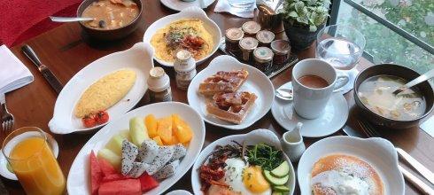 Park Hyatt Seoul 柏悅首爾 - 美味的 Semi Buffet 早午餐