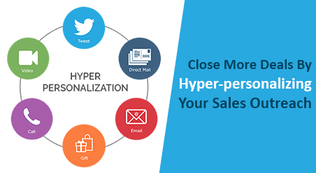 Close More Deals By Hyper-personalizing Your Sales Outreach