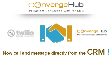 Convergehub-twilio-integration