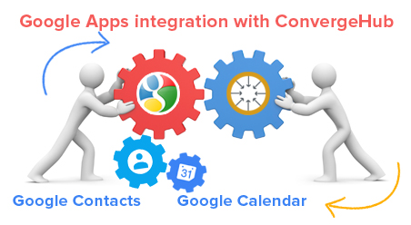 Google Apps Integration in Convergehub