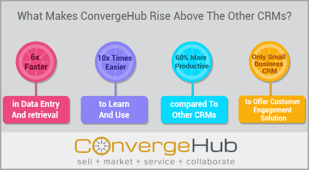 What Makes ConvergeHub Rise Above The Other CRM