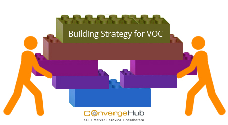 Build VoC strategy to provide meaningful results