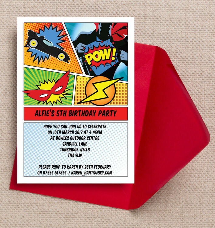 Birthday Invitations Uk Free