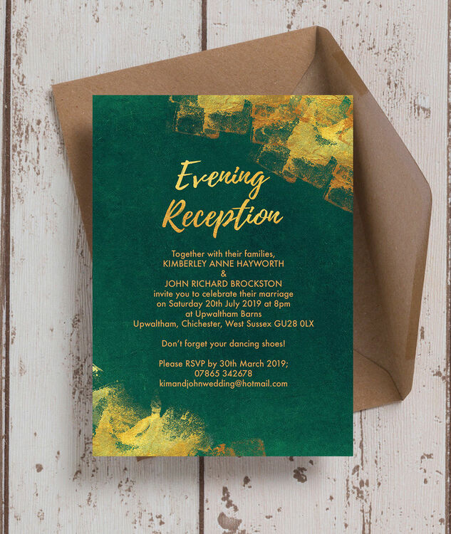 Design Own Wedding Invitations Online