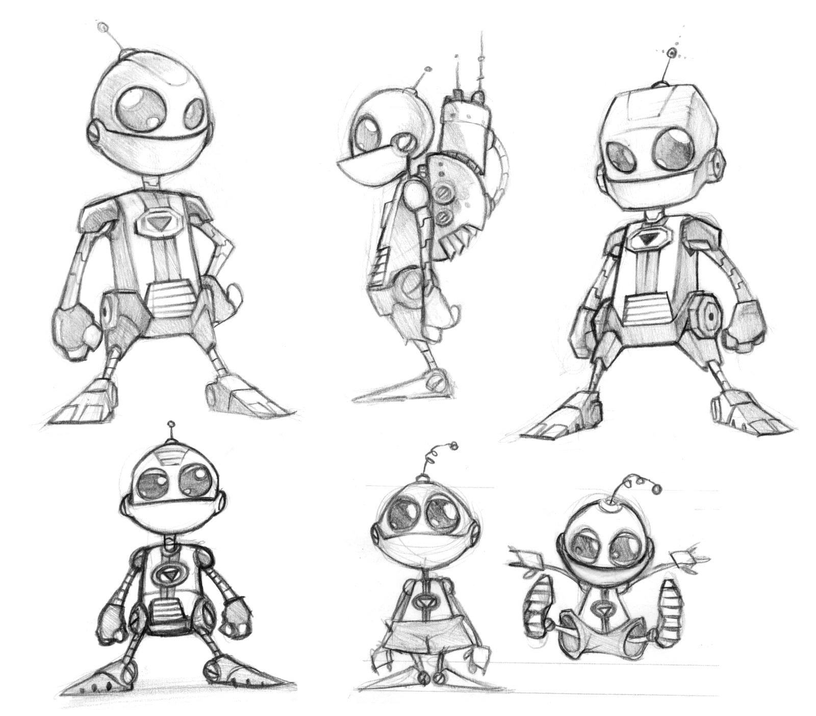 Min U Robot