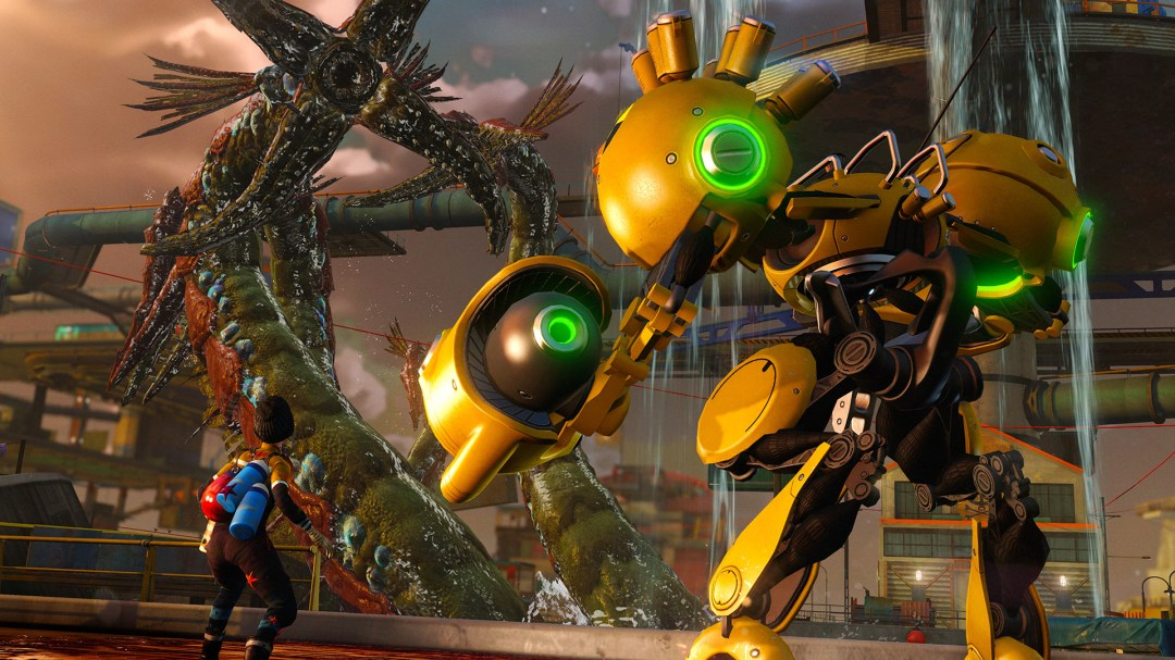 Sunset Overdrive - 'Mystery of Mooil Rig' Add-on Trailer 1