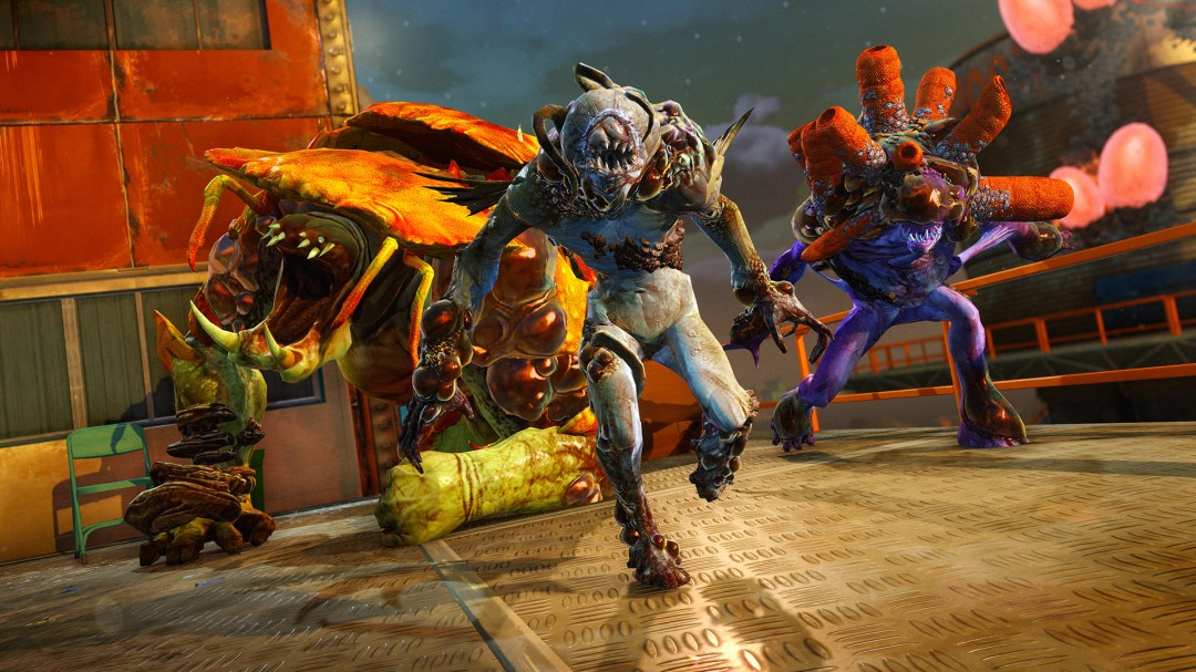 Sunset Overdrive - 'Mystery of Mooil Rig' Add-on Trailer 4