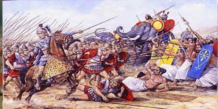 History of Battles