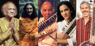 Famous Sitar Players