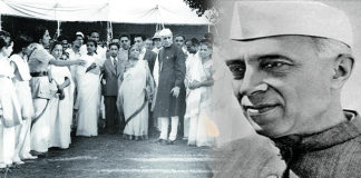 Nehru and Freedom Struggle
