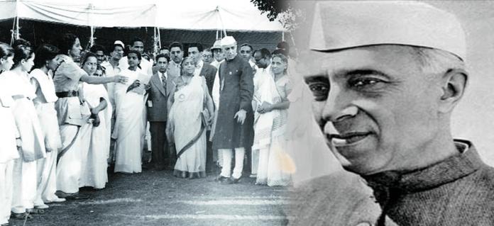 Nehru and Freedom Struggle