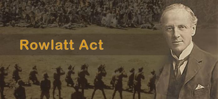 Rowlatt Act