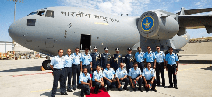 IAF Recruitment 2018-19