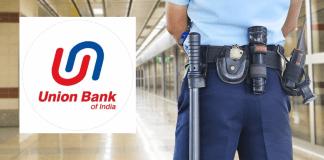 Union Bank guard jobs