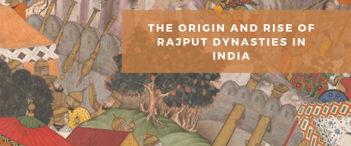 Rajput Dynasties in India