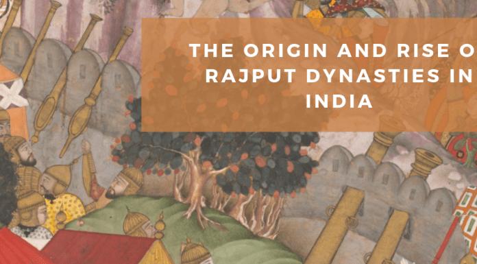 Rajput Dynasties in India