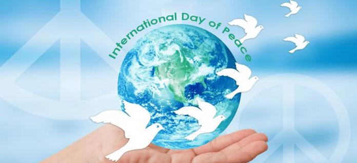 21 September - International Day of Peace