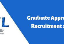 Graduate Apprentice Recruitment 2019