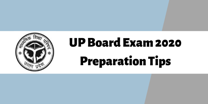UP Board Exam 2020 Preparation Tips