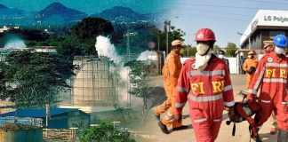 what is styrene and vizag gas leak