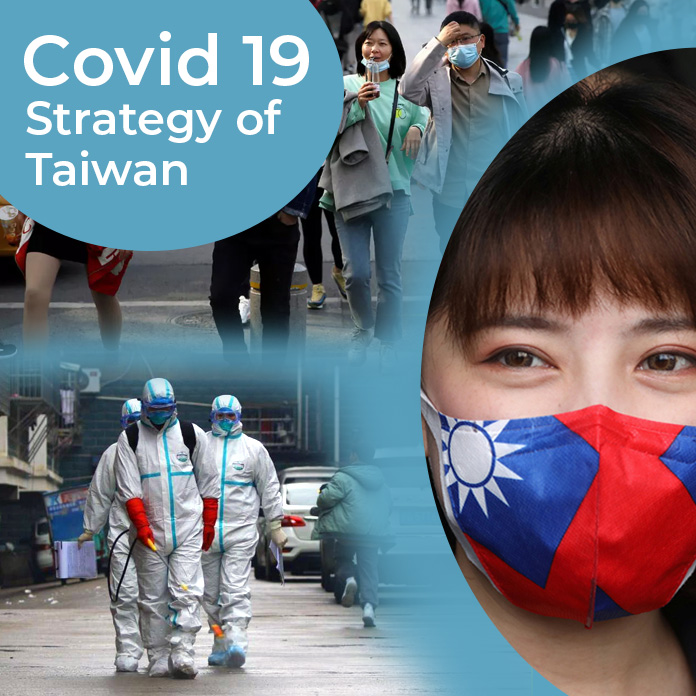 covid19 strategy of Taiwan