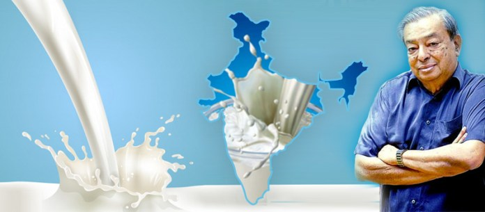 white revolution in India
