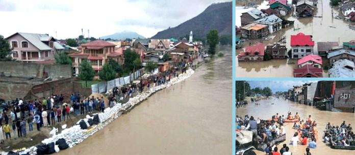 Jammu Kashmir Floods