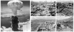 Nagaski nuclear bombing