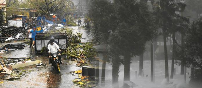 1999 cyclone