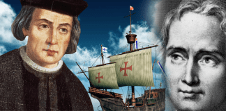 Columbus day history