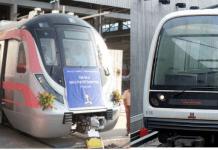 Driverless train India