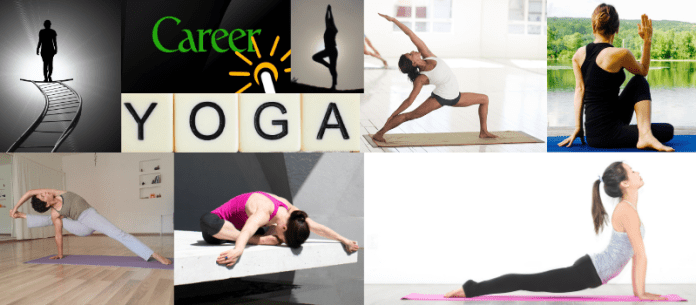 career in yoga