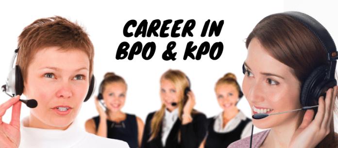 career in bpo & KPO