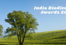 India Biodiversity Awards 2021