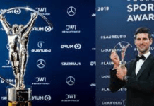 Laureus World Sports Awards, 2021